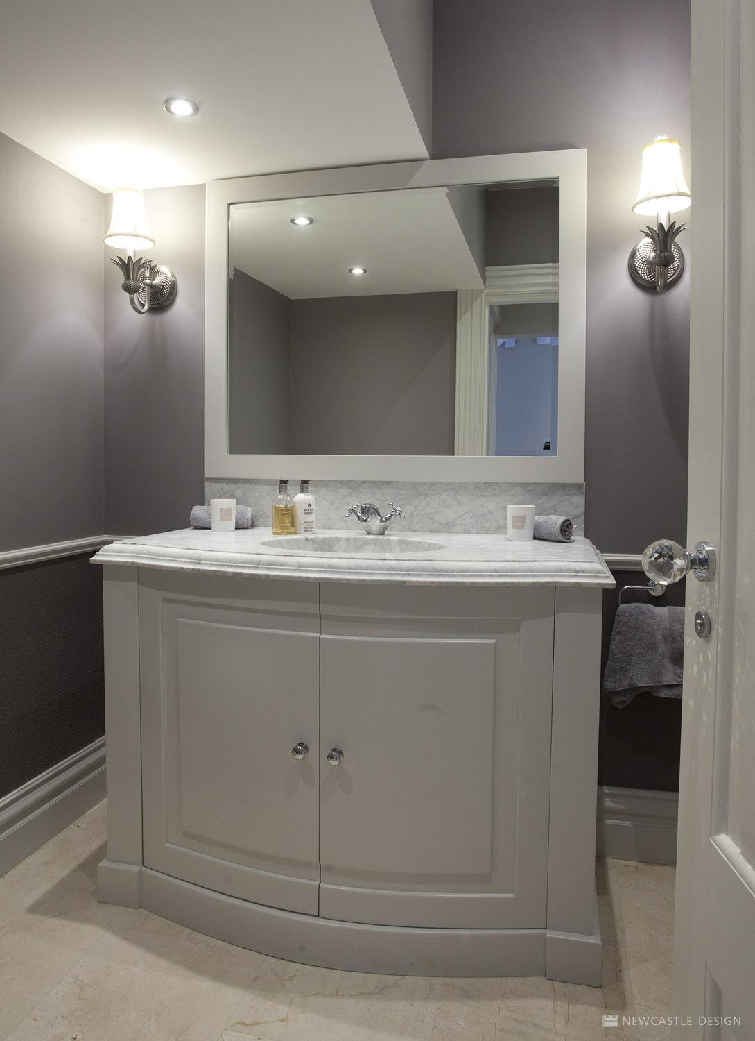 Custom Bathroom Vanities Newcastle bathroom vanity units - newcastle design
