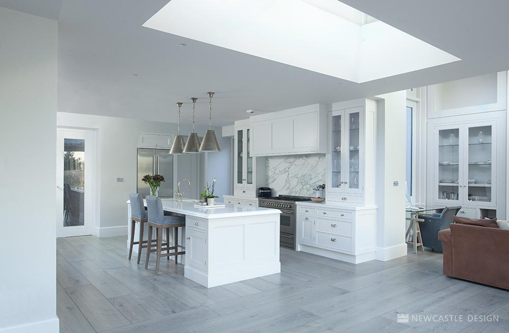Timber or Tiled Flooring