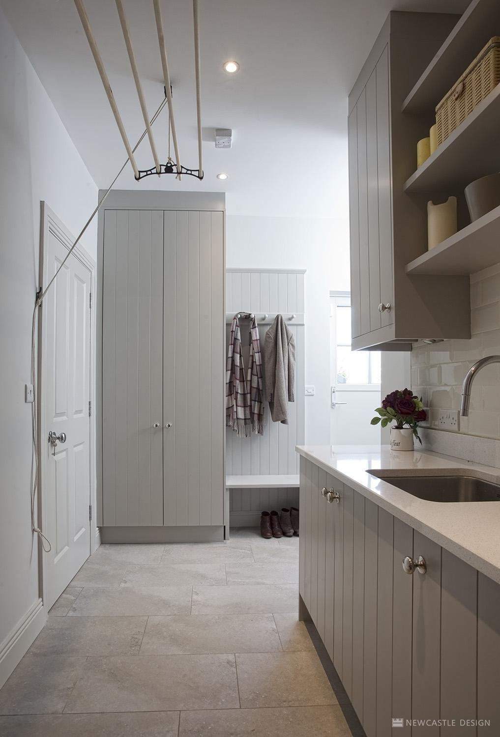 Furniture Design Newcastle laundry room storage | bootroom furniture | functional storage