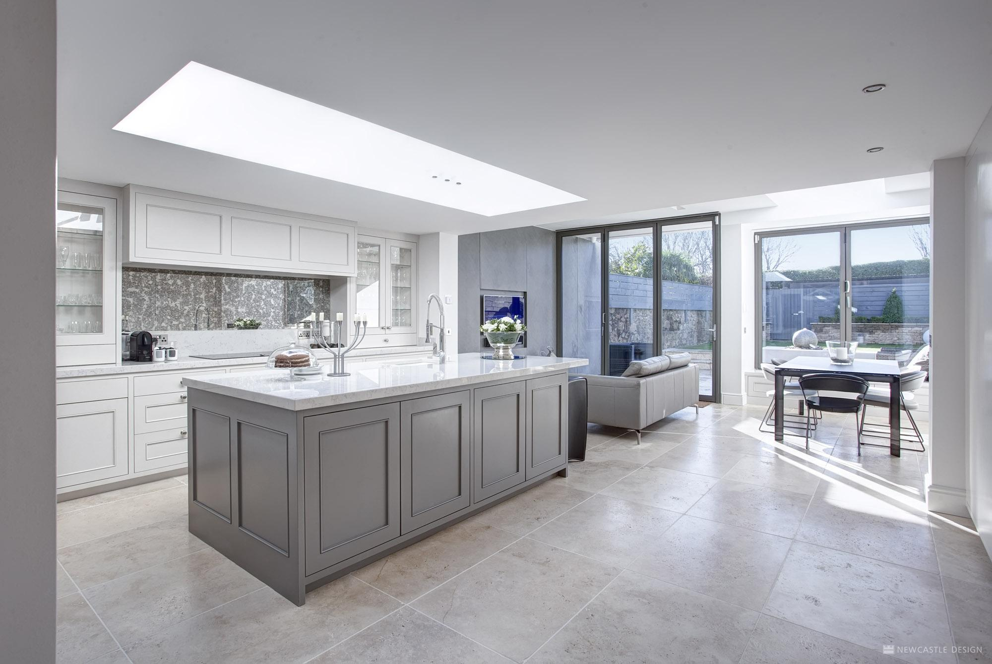 contemporary kitchen collection newcastle design