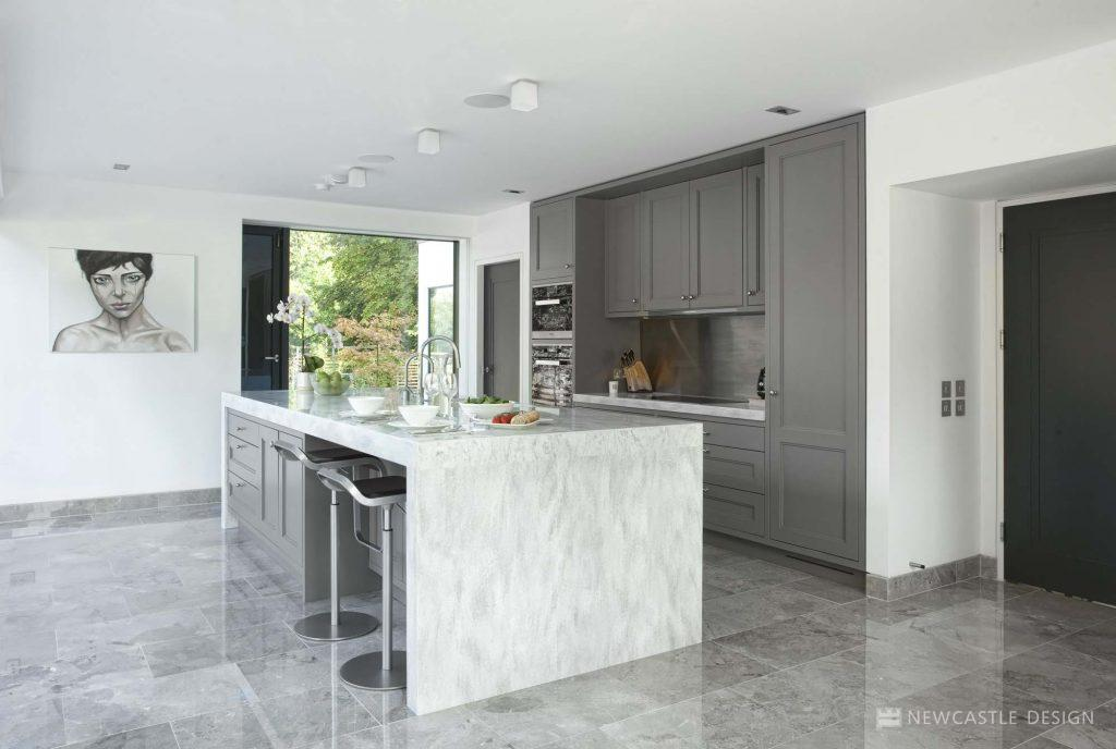 Modern kitchen design bespoke kitchens ireland Bespoke contemporary kitchen design