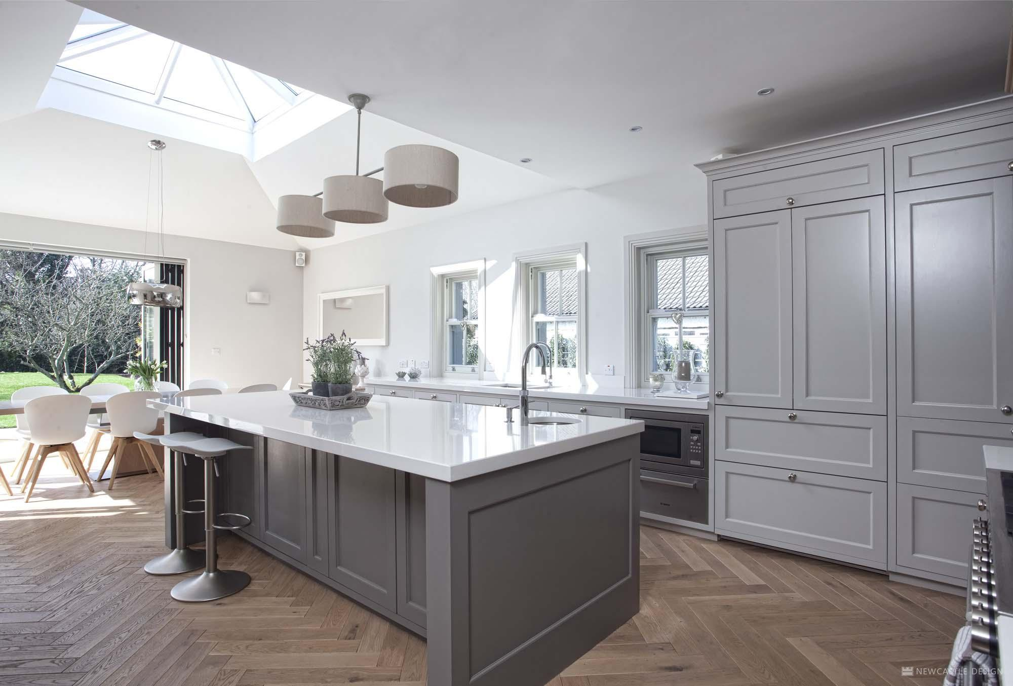 Newcastle design ireland kitchen company dublin for Kitchen cabinets ireland