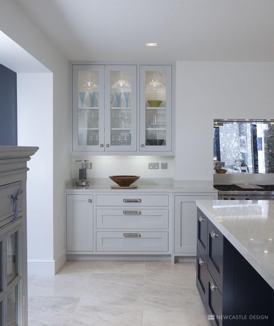 Modern L Shaped Kitchen: Functional Design Layout