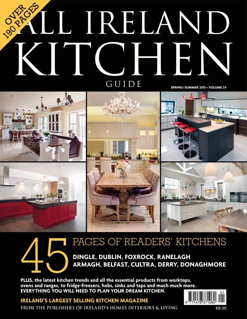 All Ireland Kitchen Guide - Spring / Summer 2013