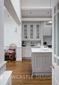 Hand-Painted Kitchen