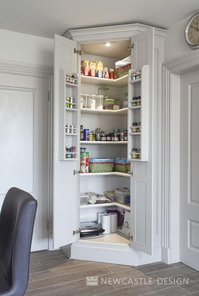 Kitchen Pantry Bespoke Pantry Cupboards Amp Storage Solutions