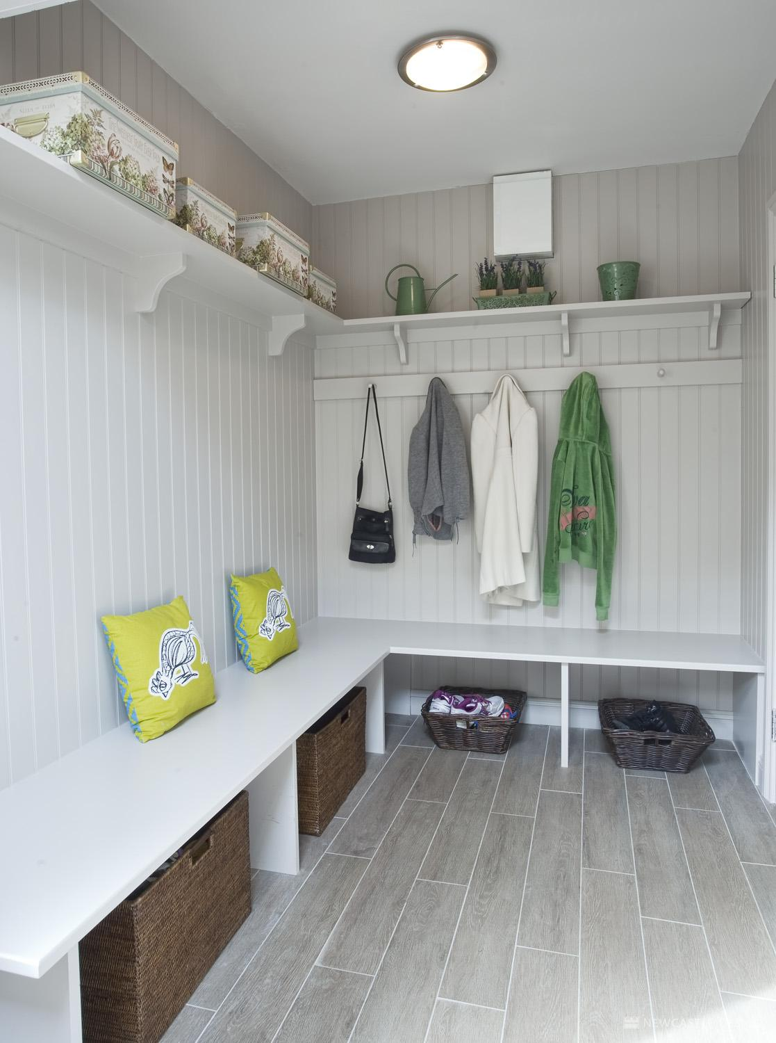 Laundry Room Storage Bootroom Furniture Functional Storage