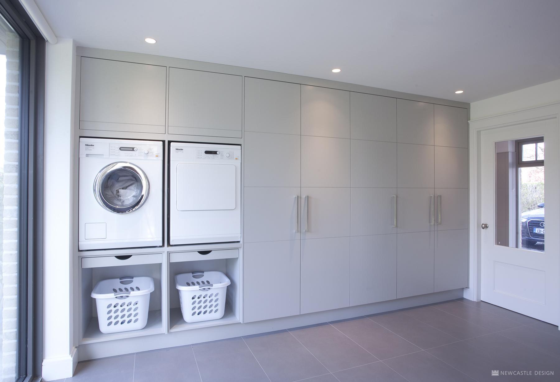 Utility Laundry Pantry Room Storage Newcastle Design Ireland