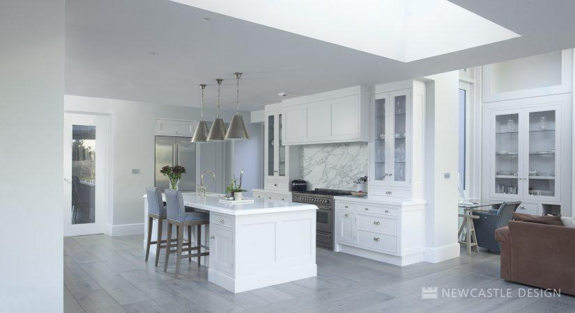 Classical Kitchen with a Contemporary Twist