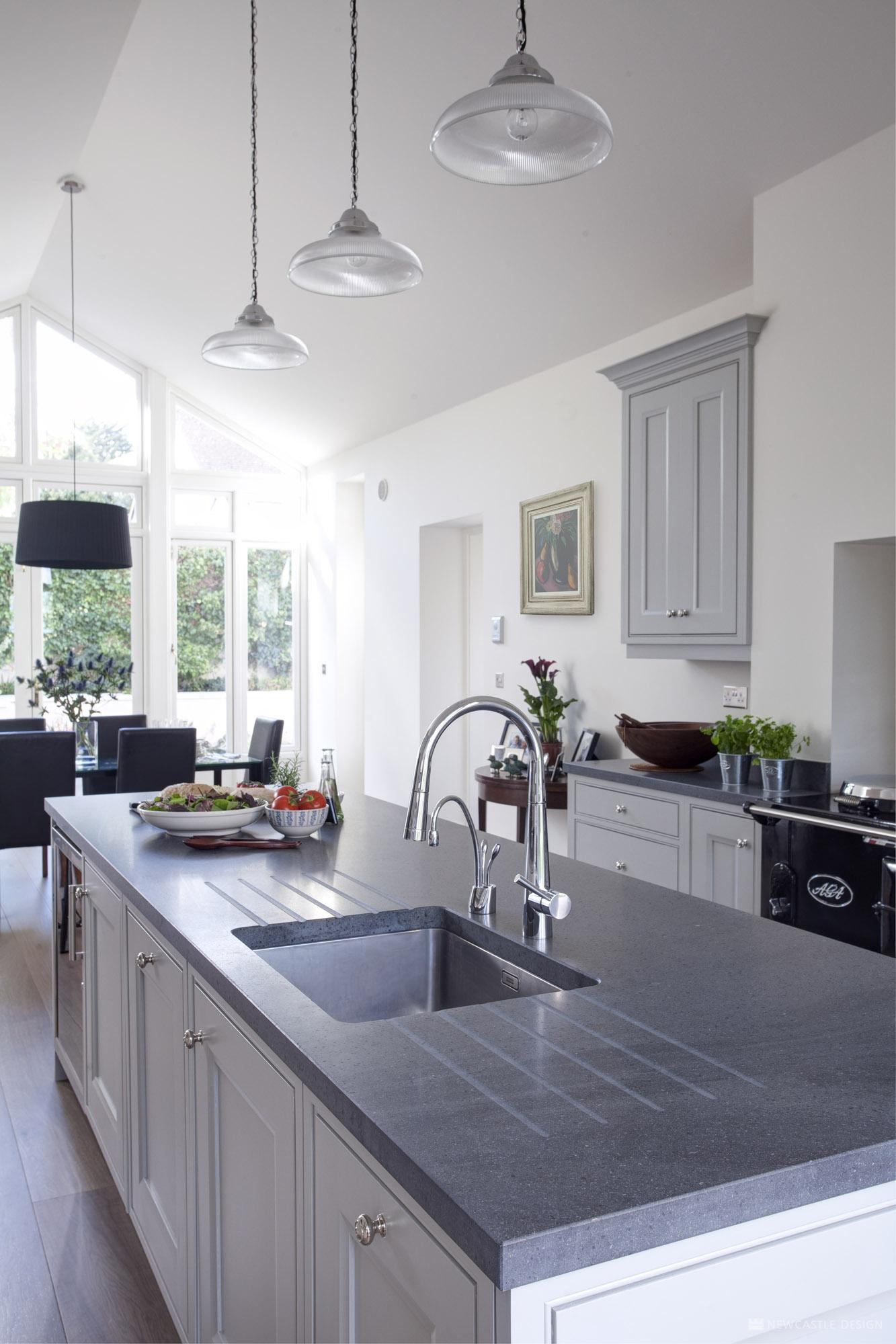 Georgian Interior Design Kitchen | Newcastle Design Showroom