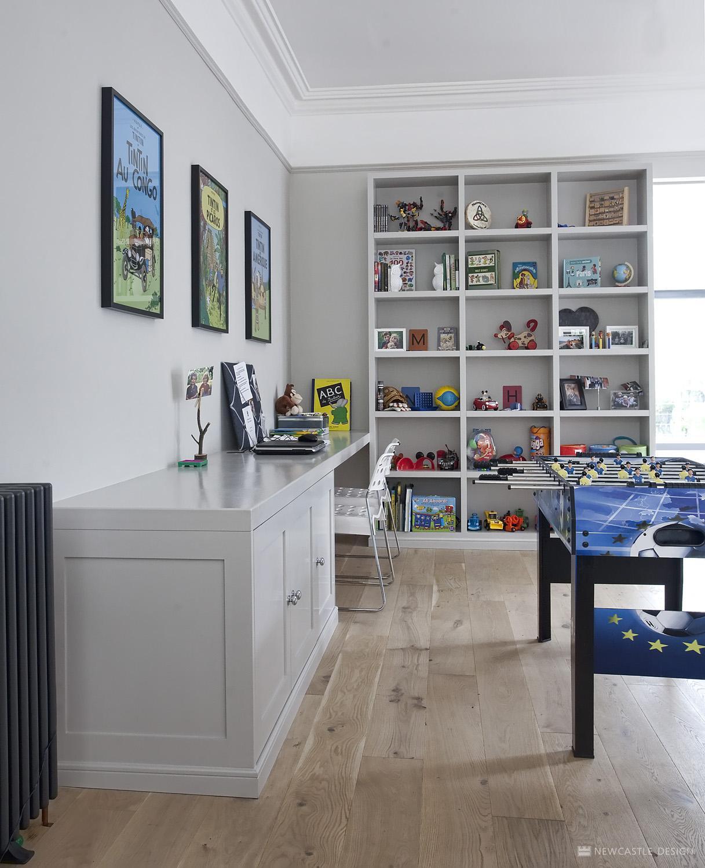 Modern Study Room Furnitures Designs Ideas: Study & Living Room Furniture