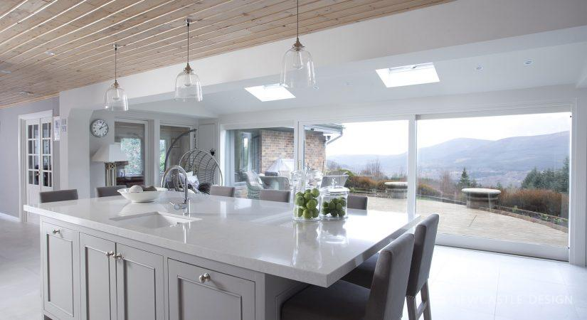 kitchens with a view