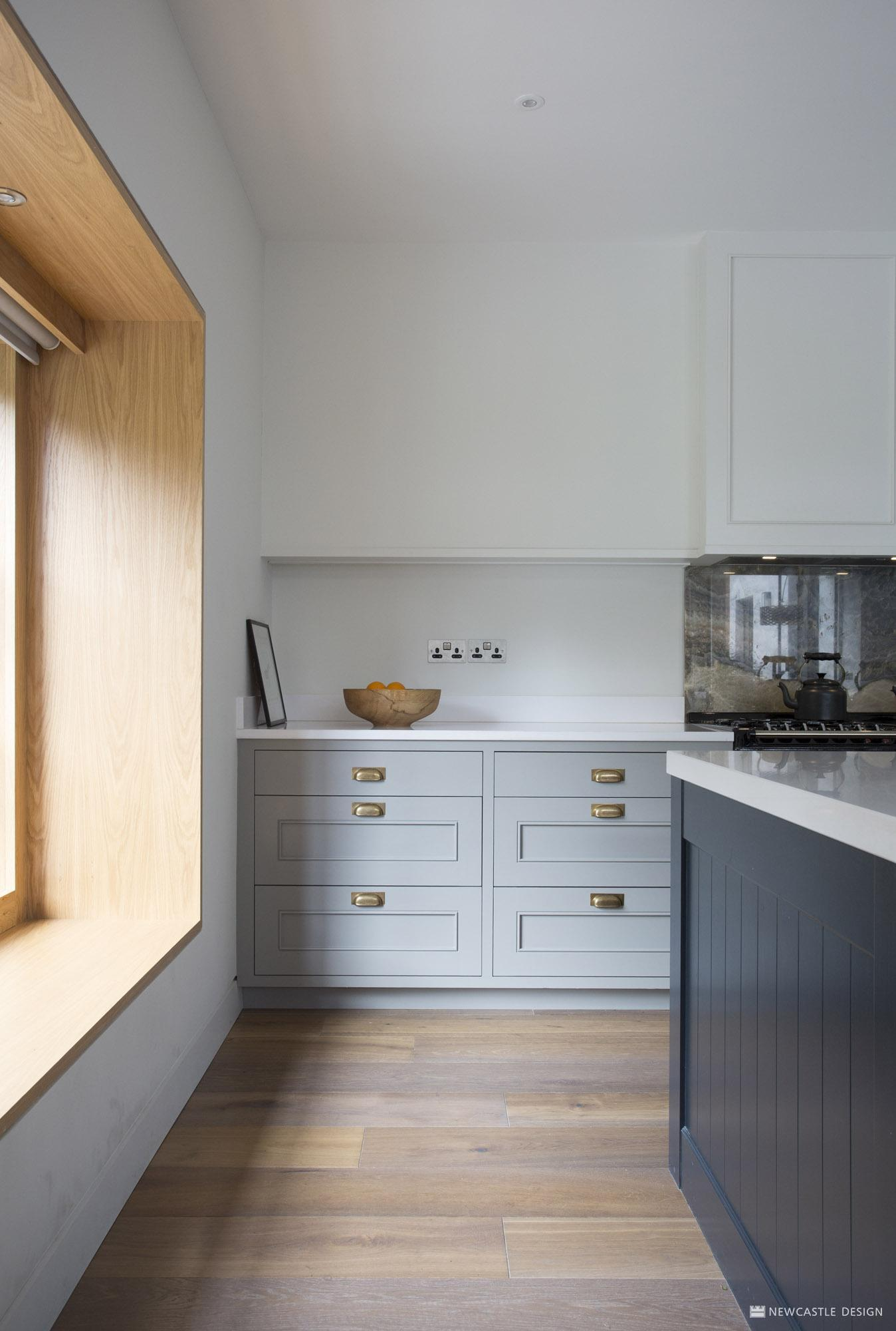 The Marylebone Kitchen - Newcastle Design