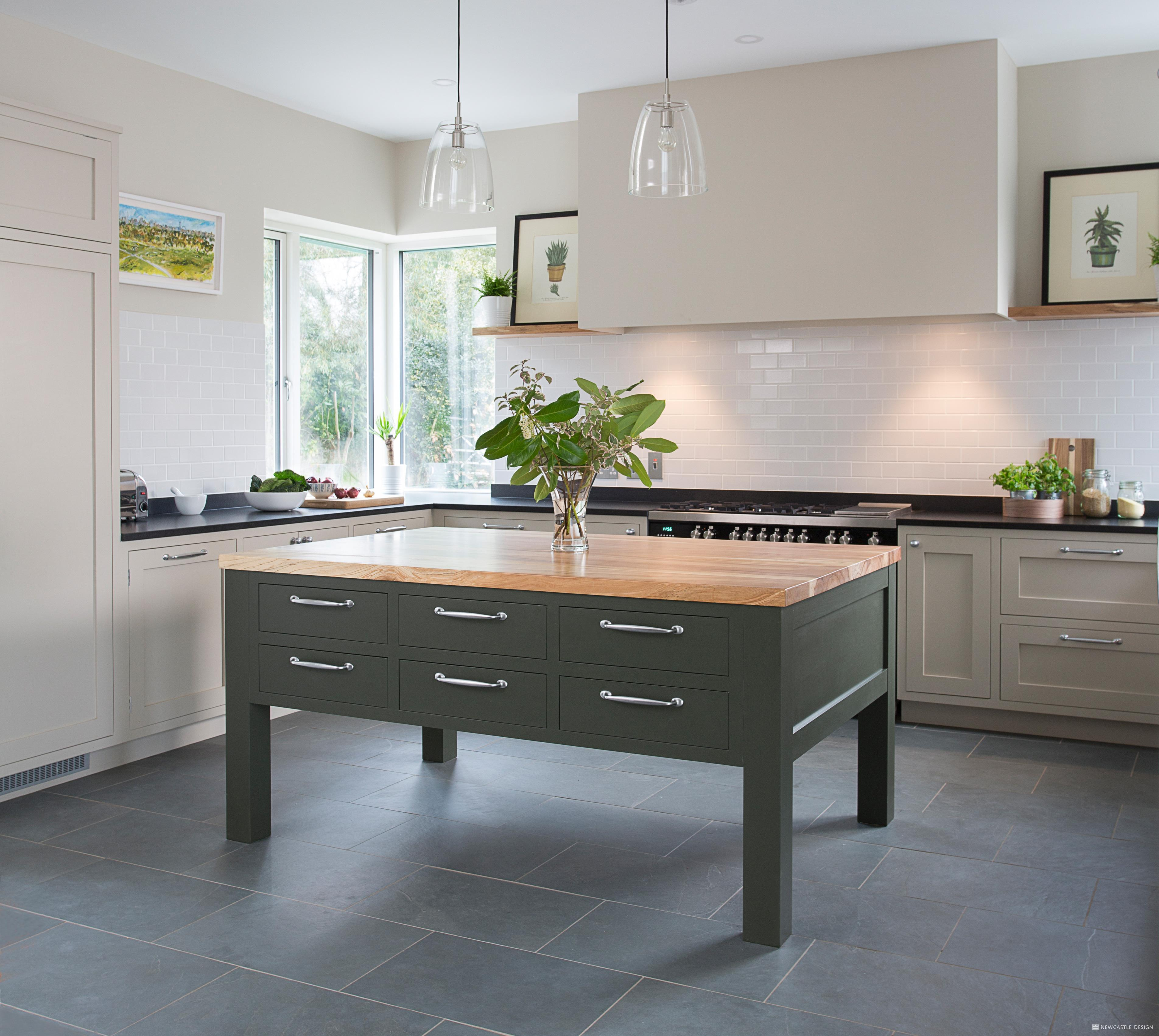 The Spalted Beech Kitchen
