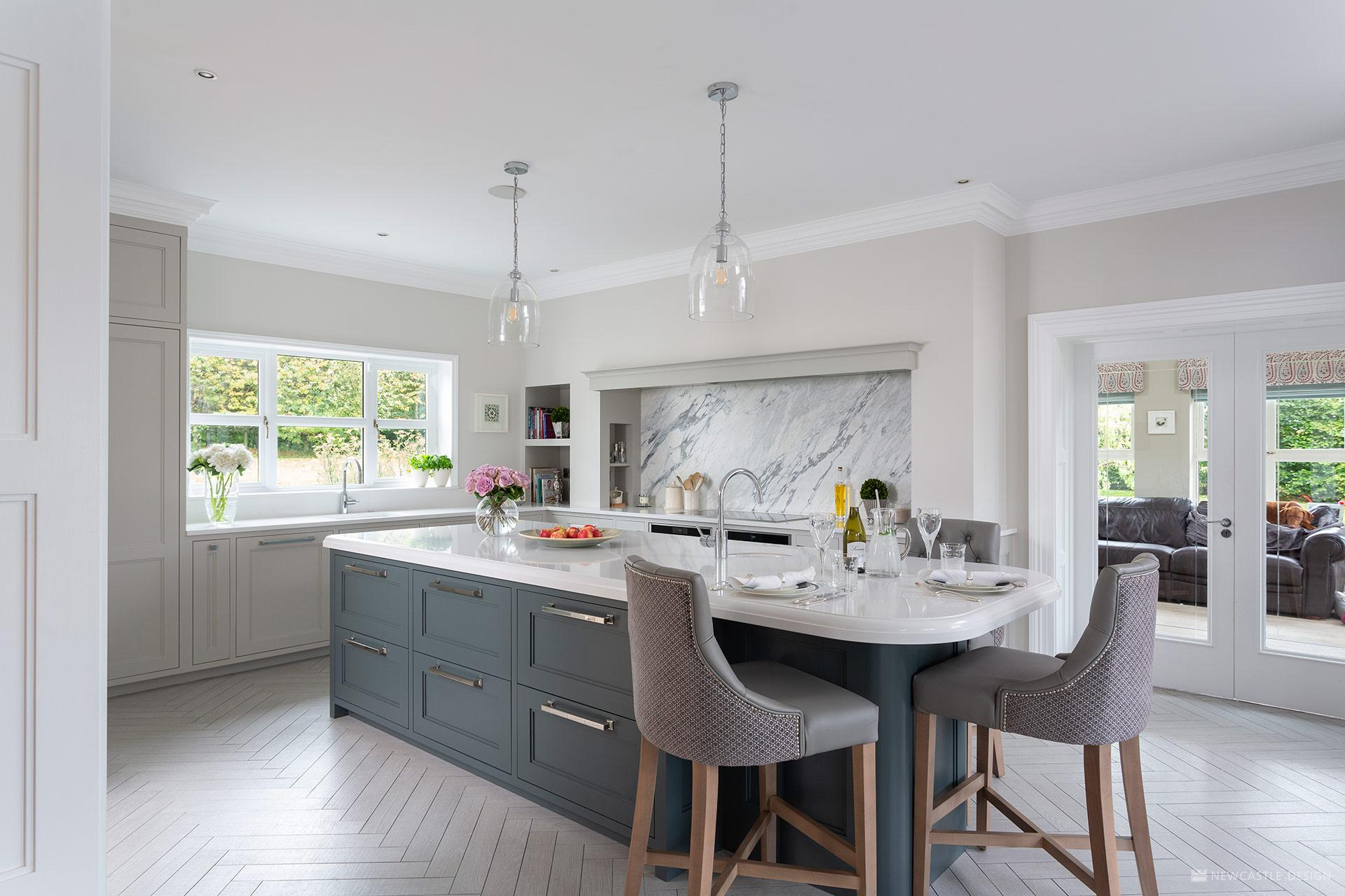 Fitted Kitchens Dublin & Ireland | Newcastle Design Showrooms