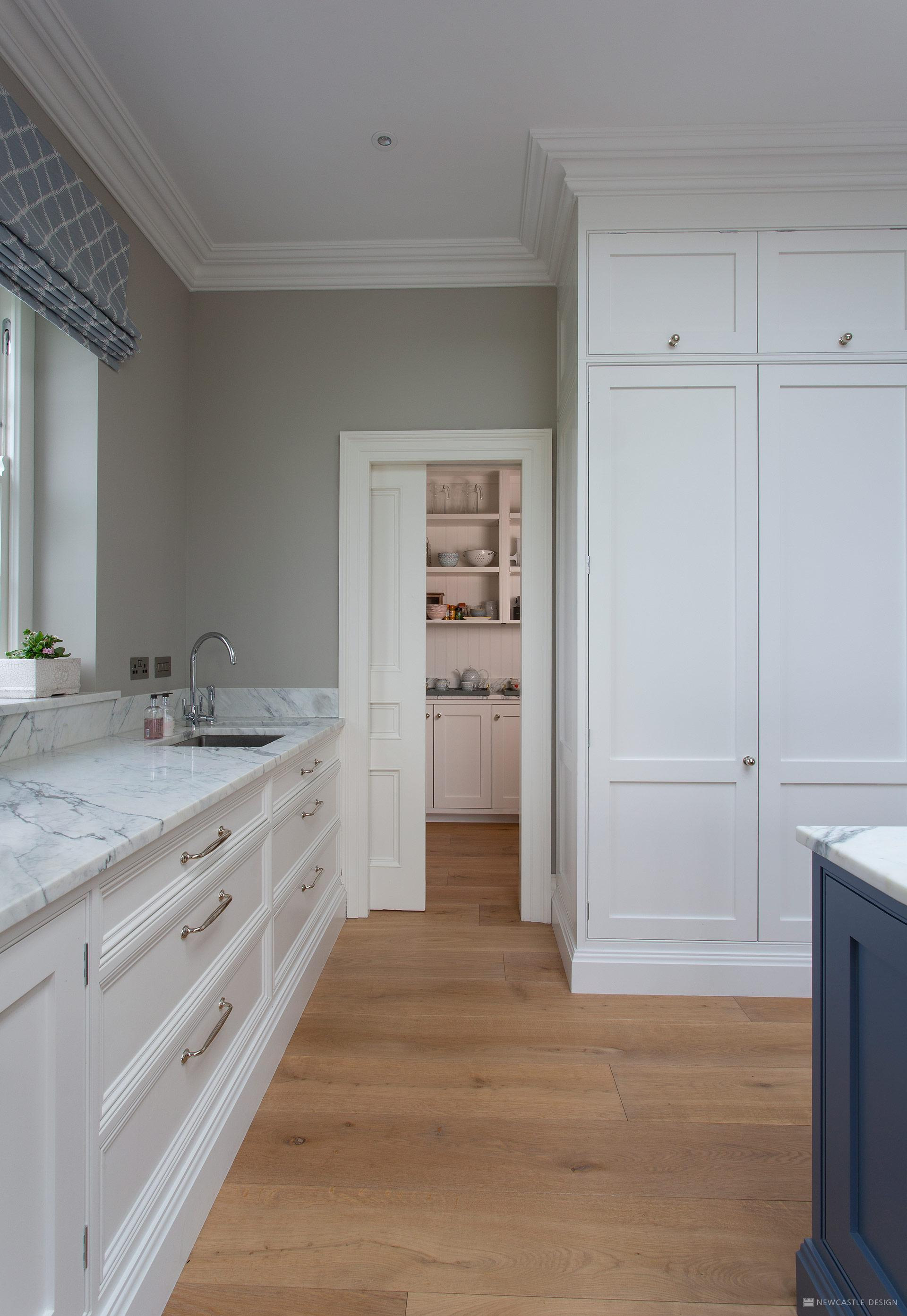 Georgian Interior Design Kitchen
