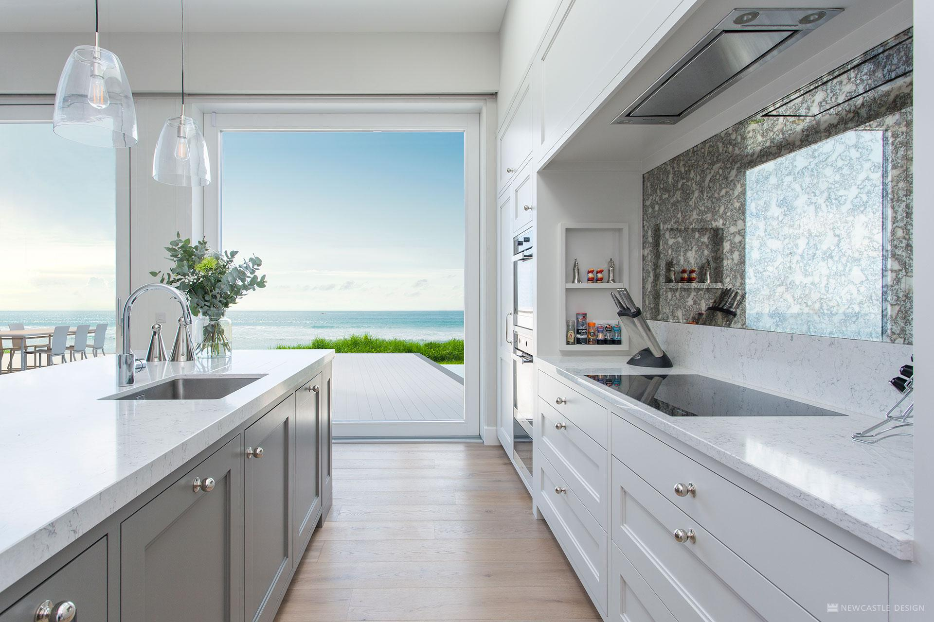 kitchens by the sea